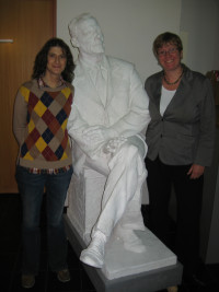 Minou Banafsche und Katja Weitzel